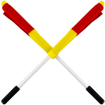 2 Pack of Linesman Flags