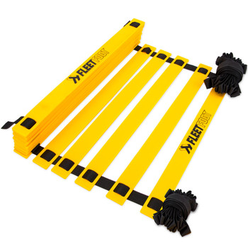 Fleetfoot Agility Training Ladders, 10m / 20 Rungs