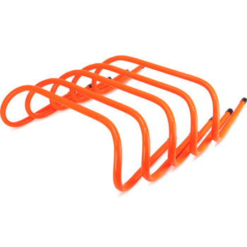 "6"" Agility Training Hurdles, Pack of 5"