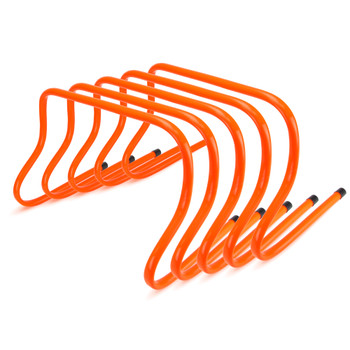 """12"""" Agility Training Hurdles, Pack of 5"""