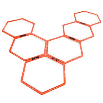 Hexagon Agility Ladder Set