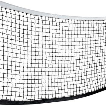 42' Tennis Net & Winch Cable with Carry Bag