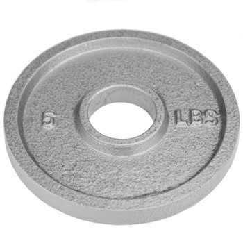 5lb Olympic Style Iron Weight Plate