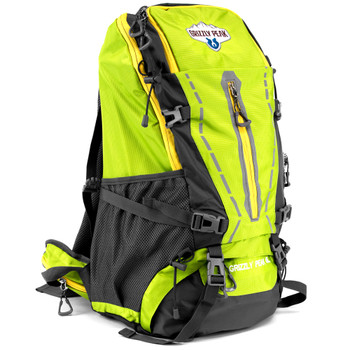 45L Internal Frame Backpack, Lime