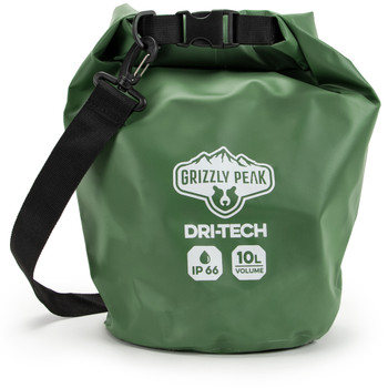 Dri-Tech Waterproof Dry Bag, 10 Liter