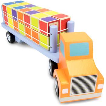Alpha Block Cargo Truck