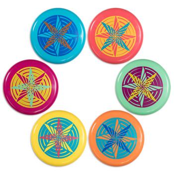Hurricane Flying Discs