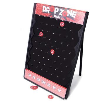 """Drop Zone Mini, 26"""" x 19"""" Portable Plinko Board"""