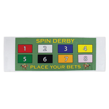 Spin Derby Sublimation Layout