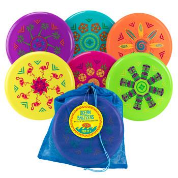 Ocean Breezers Flying Discs