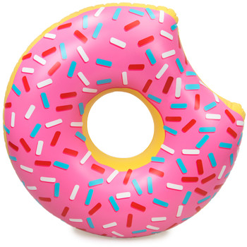 "49"" Jumbo Donut Pool Float"