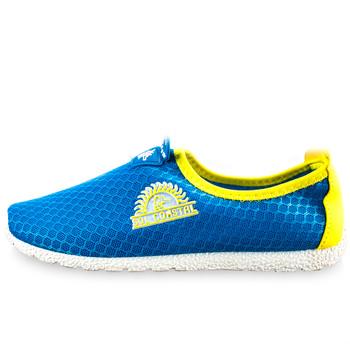 Blue Women's Shore Runner Water Shoes, Size 8