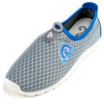 Grey Women's Shore Runner Water Shoes, Size 8