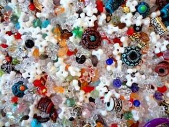 Assorted Craft Beads