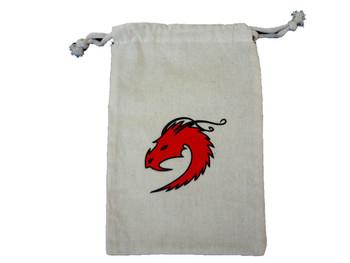 Dragon Drawstring Pouch
