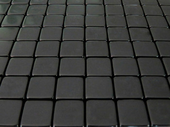 16mm Blank Black Dice