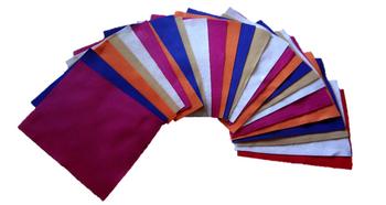 Assorted Color Felt Sheets