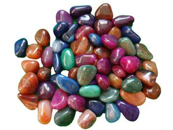 Polished Colored Gemstones
