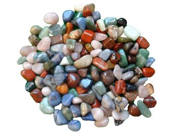 Polished Colored Gemstones - Natural Colors