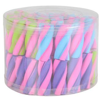 Bulk Twist Erasers (120 Dozen)