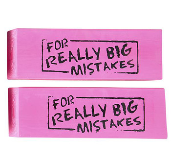 Bulk Jumbo Erasers (Pack of 48)