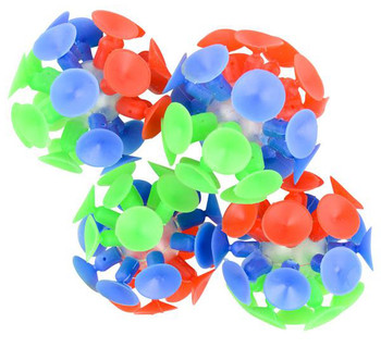 "Bulk Suction Cup Balls - 2"" Diameter - 144 Total"