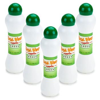 Green Bingo Daubers, 5-pack