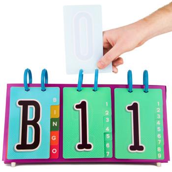 Tabletop Bingo Calling Board