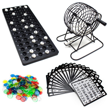Complete Bingo Game Set