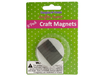 Craft Magnets (pack of 12)