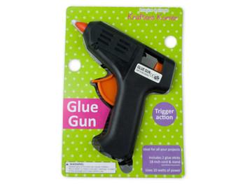 Trigger Action Hot Glue Gun With Glue Sticks (pack of 24)