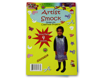 Disposable Children's Artist Smock Set (pack of 24)