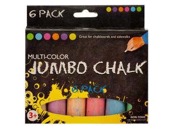 Multi-Color Jumbo Chalk Set (pack of 24)