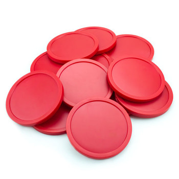 "3.25"" Air Hockey Pucks, 12-pack"