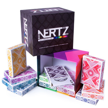 Nertz: The Fast Frenzied Fun Card Game