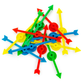 Arrow Spinners, 12-pack