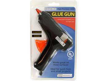 High Precision Glue Gun with Comfortable Grip (pack of 4)