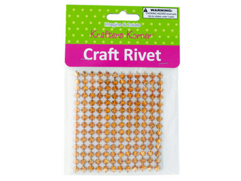 Gold Craft Cone Studs (pack of 20)