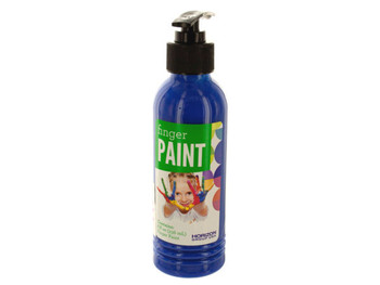 8 oz. Blue Finger Paint in Pump Bottle (pack of 20)