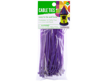 Craft Cable Ties (pack of 24)
