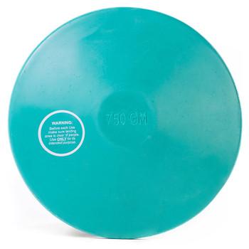 Rubber Practice Discus, .75kg