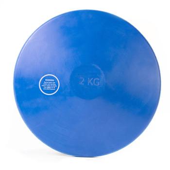 Rubber Practice Discus, 2kg
