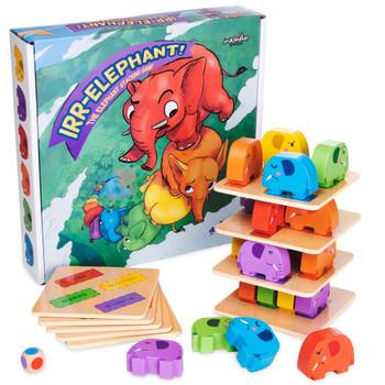 Irr-elephant   The Elephant Stacking Game