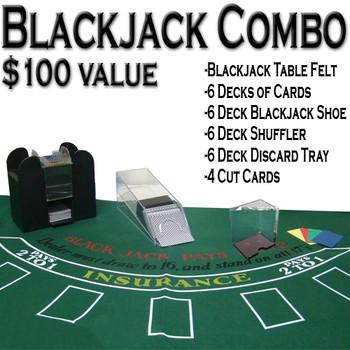 Blackjack Combo Pack
