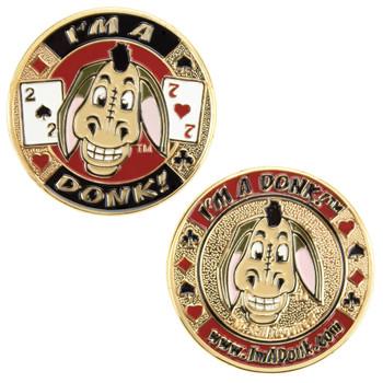 I'm a Donk! Medallion