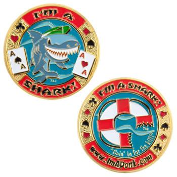 I'm a Shark! Medallion