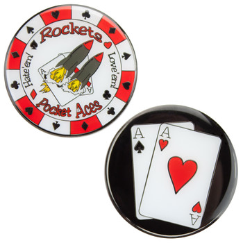 Rockets (Aces) Medallion