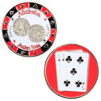 Nickels Medallion