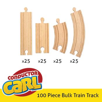100-piece Bulk Track Pack