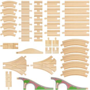 42-piece Bulk Track Pack